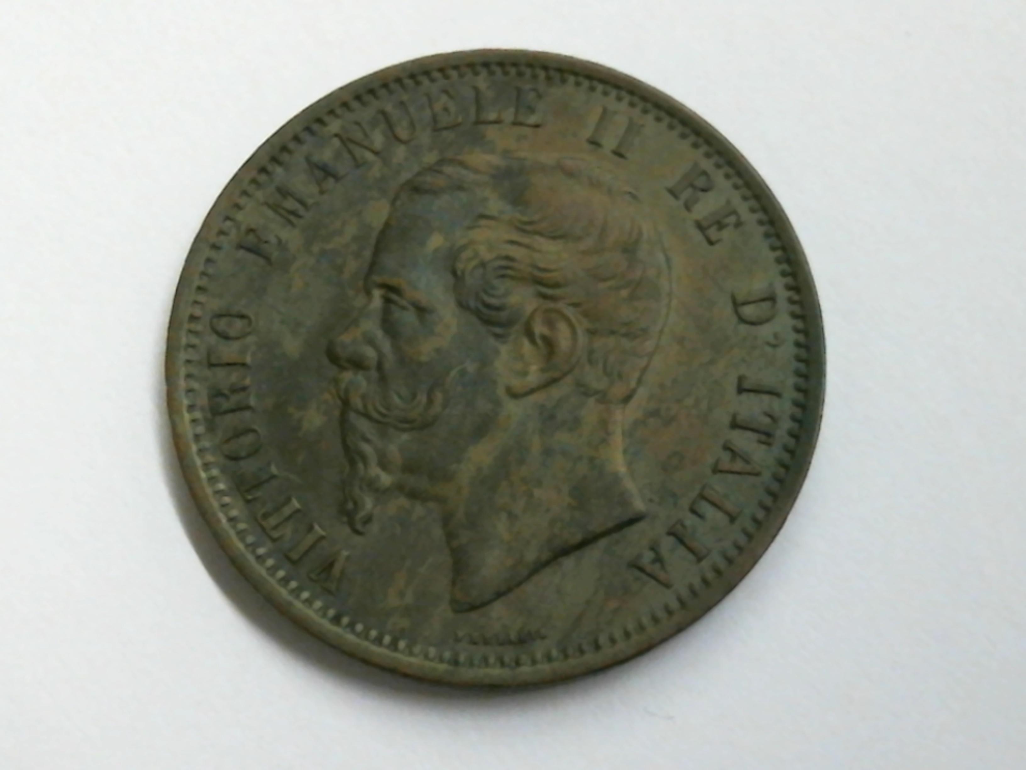 2ebf0eba49 10 Centesimi 1866 Milano - Numismatica Internazionale