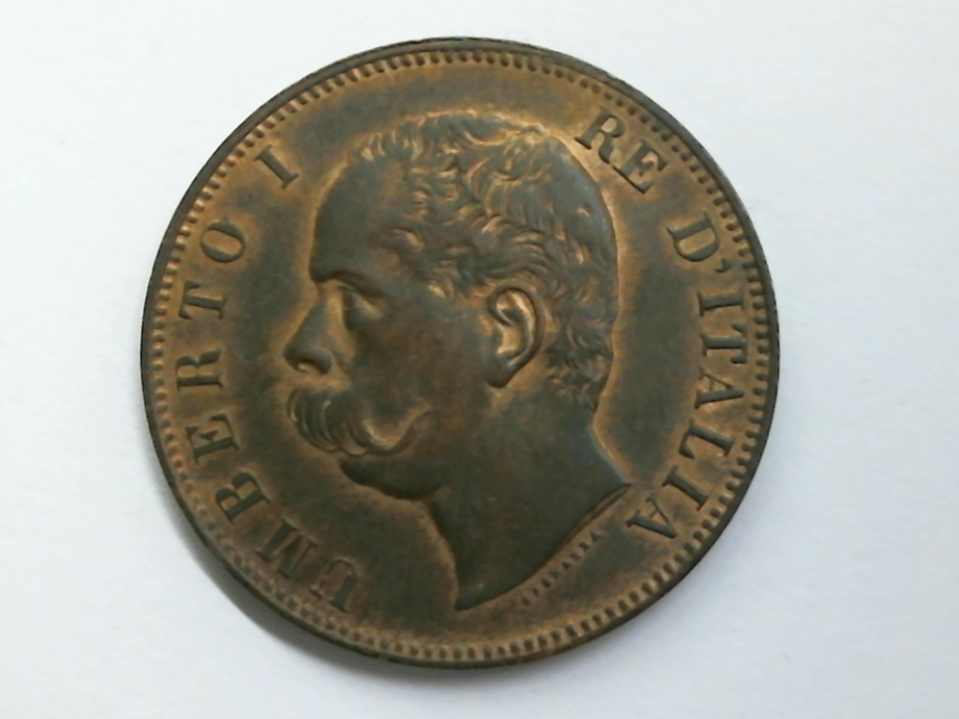 819f457914 10 Centesimi 1893 Birmingham - Numismatica Internazionale