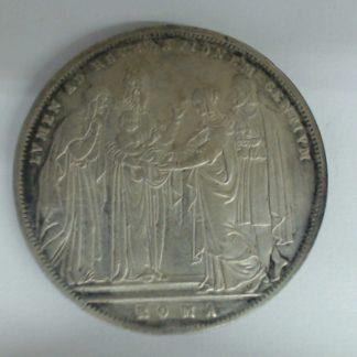 Stato Pontificio Gregorio XVI Scudo 1831